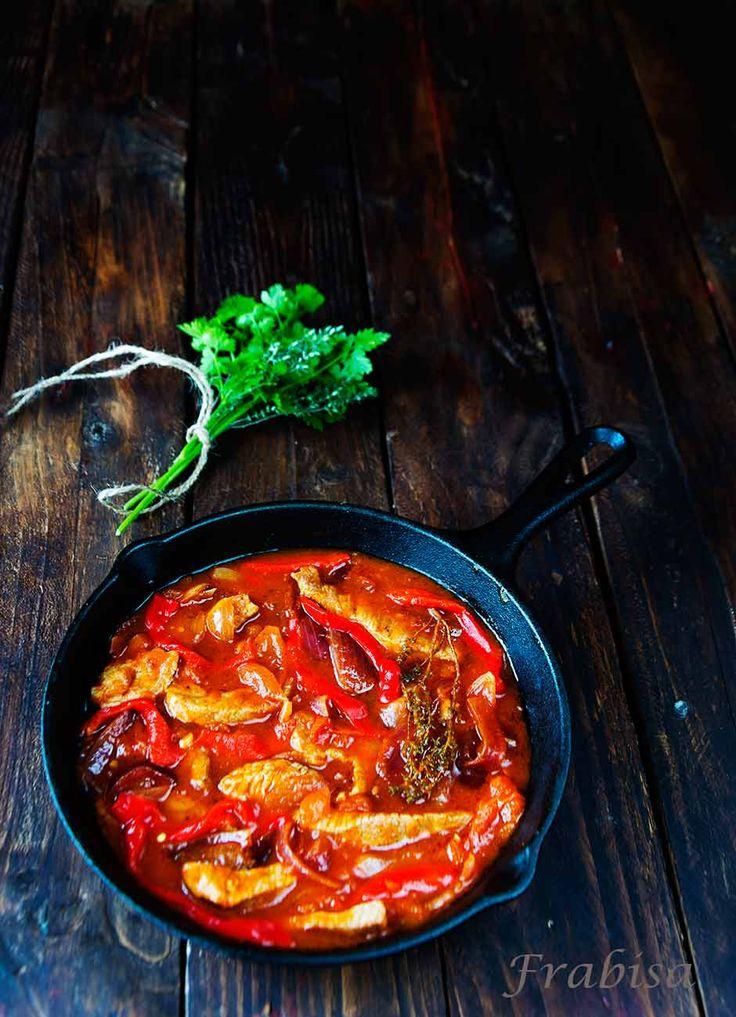 Bifes a la Portuguesa. Cocina Uruguaya   La Cocina de Frabisa
