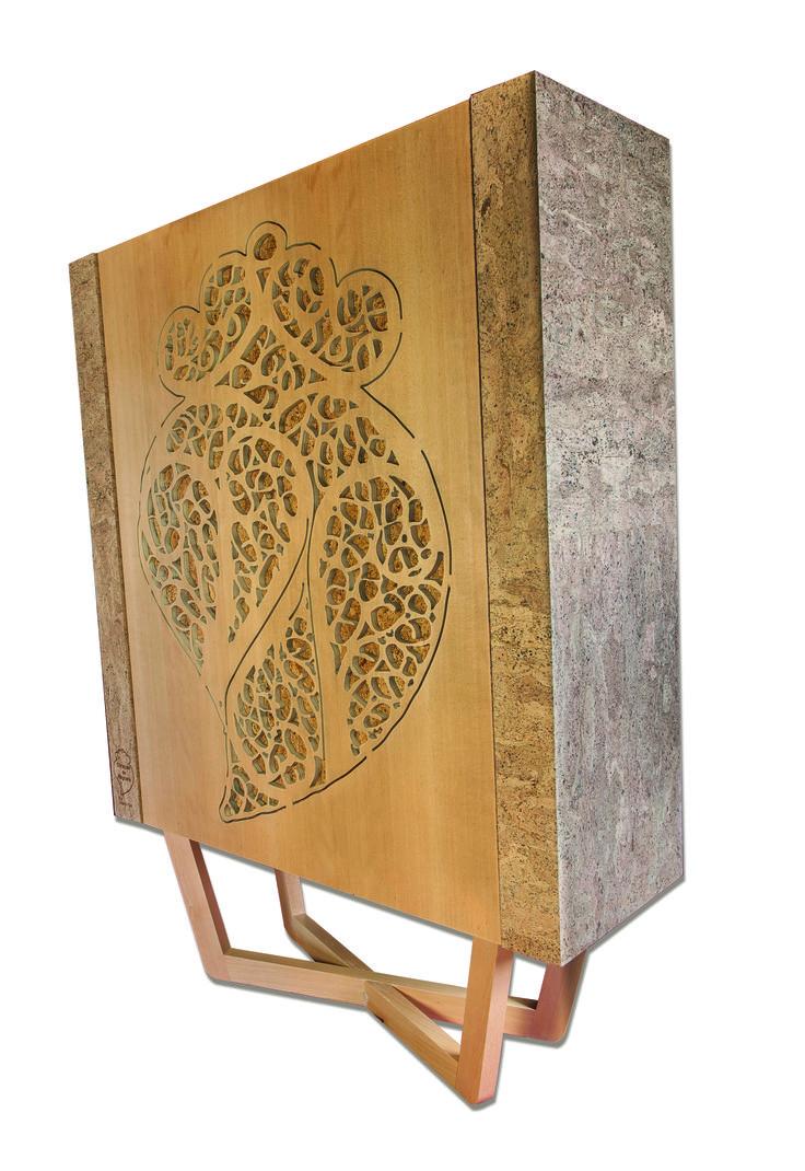 Cabinet Coração de Filigrana   For business relationship: info@creative-cork.com  cabinet#coraçãodefiligrana #cortiça #cork #liege #kork #design #sughero #corcho #furniture #meubles #ecologic #interior #home #decor #wood # #fabric #trends #