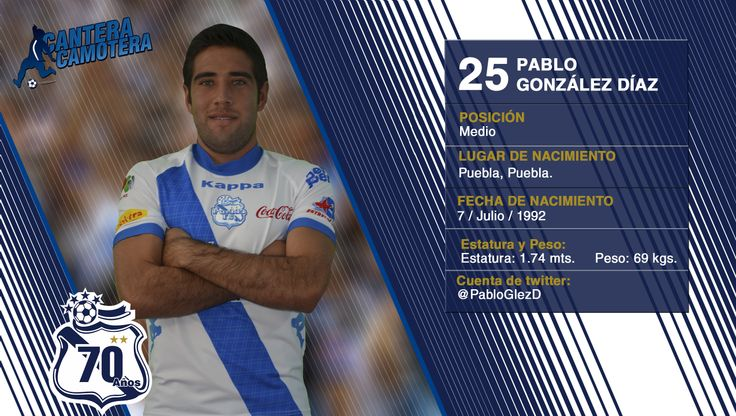 #25 Pablo González