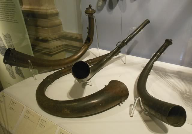 Bronze Age horns from Ireland
