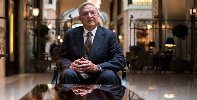 Soros: Küresel piyasalar krizin eşiğinde