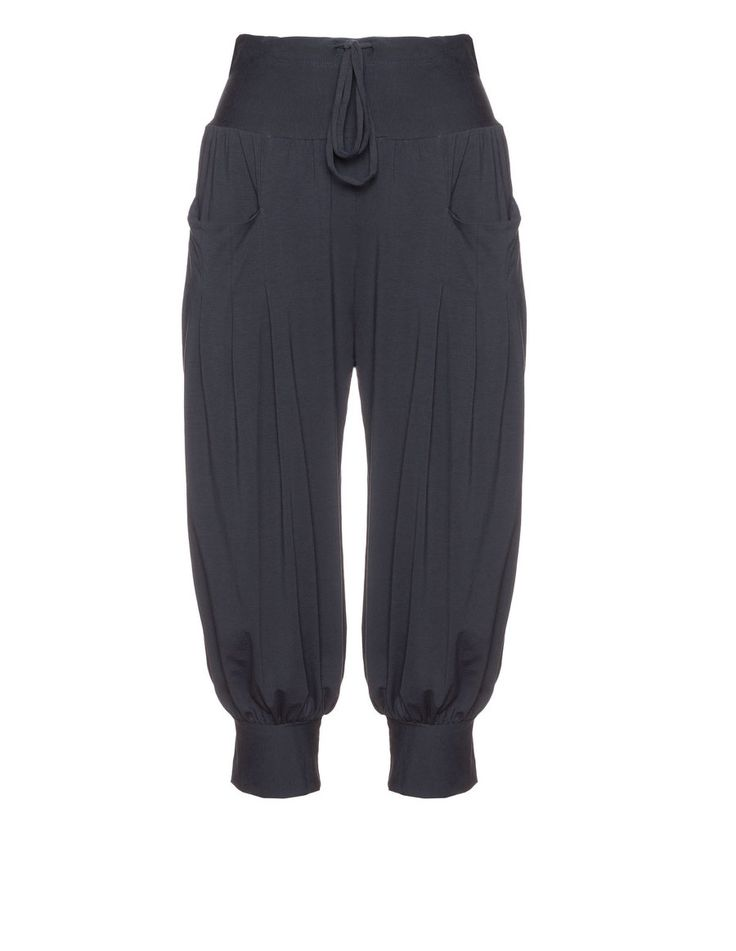 Isolde Roth Loose balloon pants in Dark-Blue