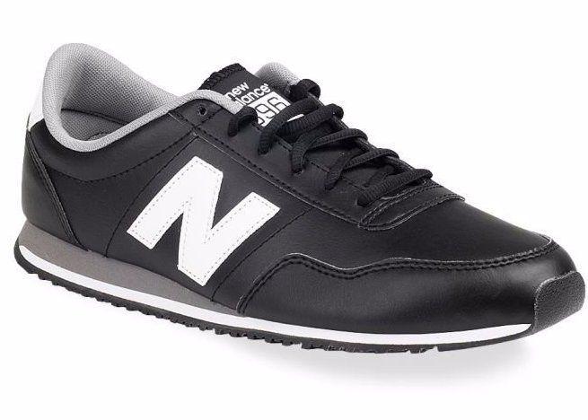 Oferujemy rewelacyjne #obuwie #marki #New #Balance w kolorze czarnym. #Buty solidne, trwałe idealne do użytku codziennego jak i aktywności fizycznych.  #Butysportowe #Butydamskie #Butymęskie