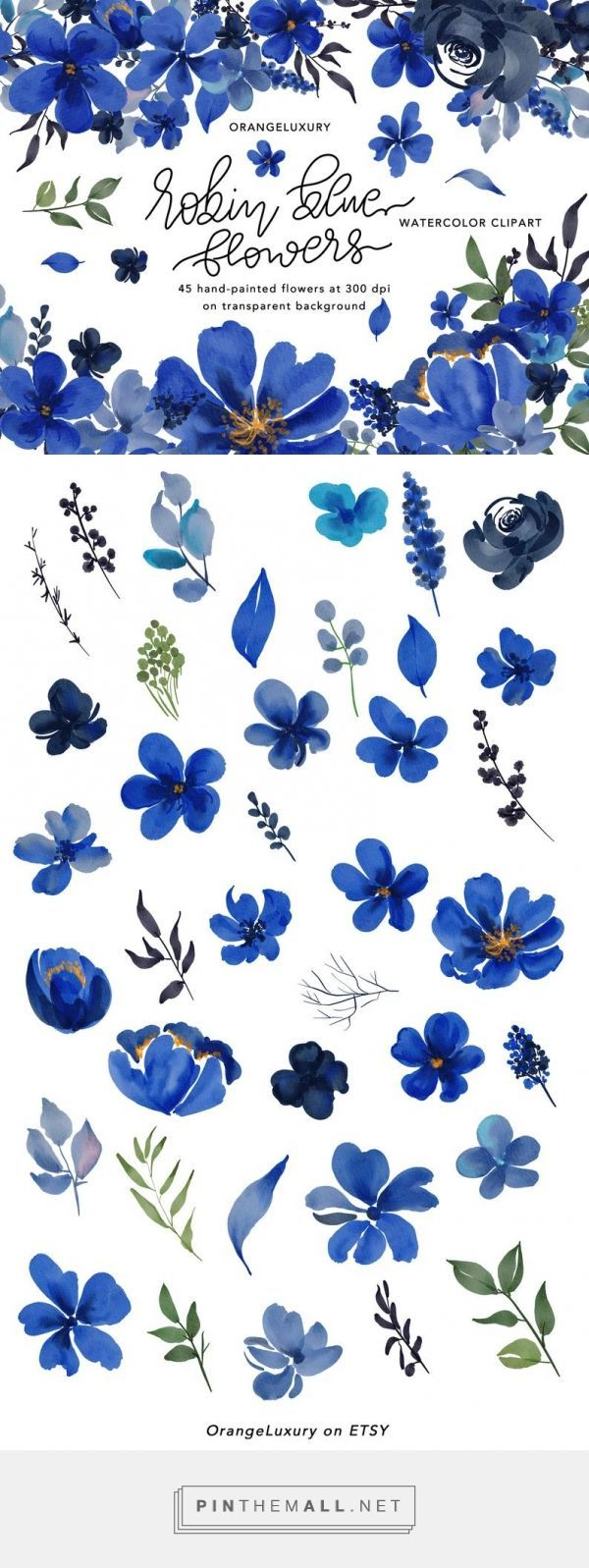 Watercolor Wreath Indigo Blue Flowers Navy Blue Flower Clipart Wedding Wreath Clip Art Floral Wreath Png Leaves Branch In 2021 Blue Flower Painting Floral Wreath Watercolor Wreath Watercolor