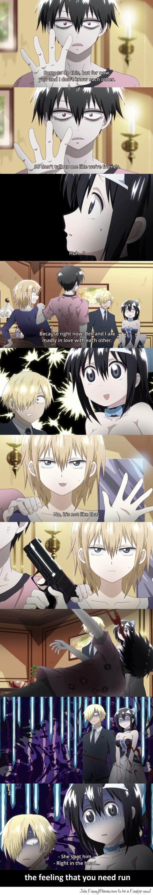 Staz declare,bell-chan answer