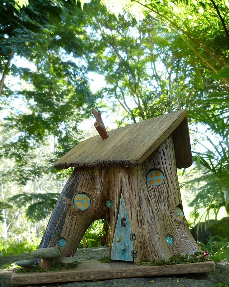 My favourite fairy house creation to date!