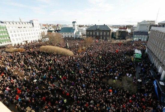 Panama Papers could topple Iceland's government and elect the anti-establishment Pirate Party