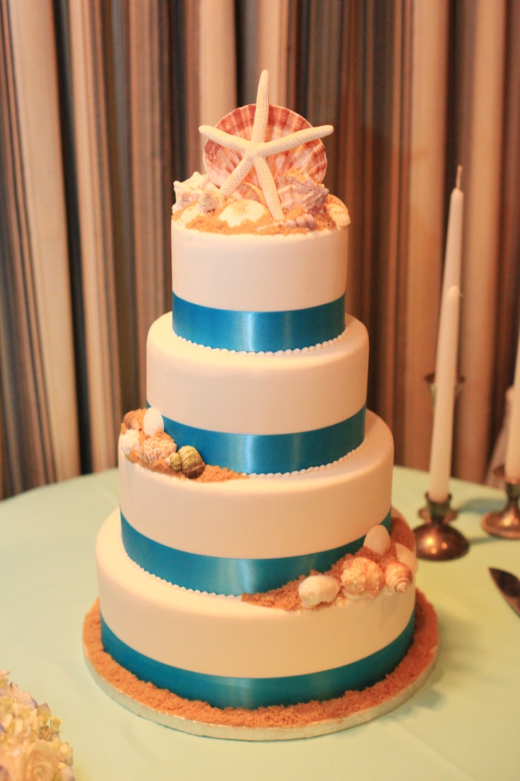 best tying the nautical knot images on pinterest beach cakes
