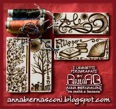 Tra Realtà e Fantasia / AMICHEVOLMENTE / pirografia su legno / ispirazione personale / @grilloinrete