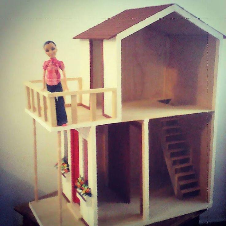 Todas las casas de muñecas hechas este 2016 ! | Manualidades  facilisimo.com