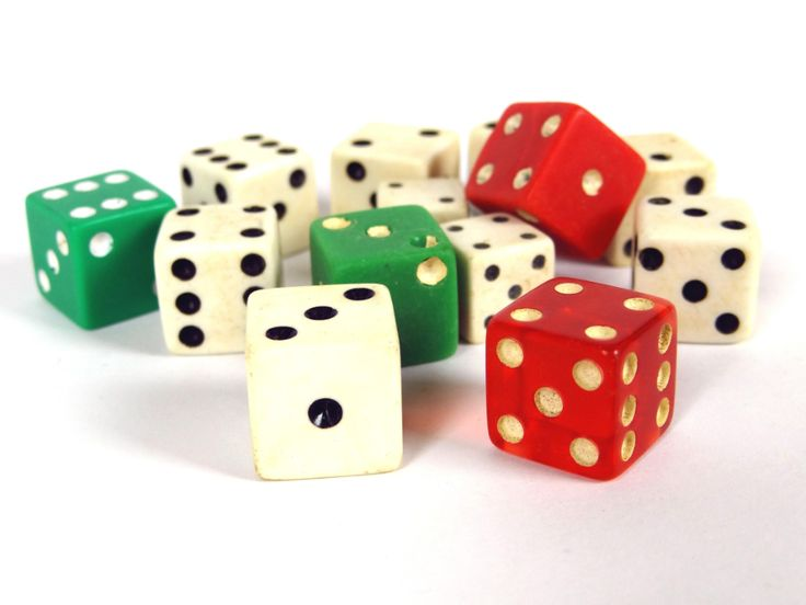 Basic dice and domino divination