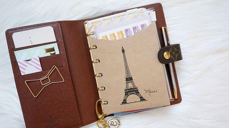 Louis Vuitton Agenda PM: Collection, Review, Set Up