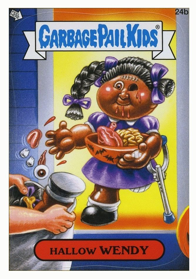 377 Best Images About Garbage Pail Kids On Pinterest Kid