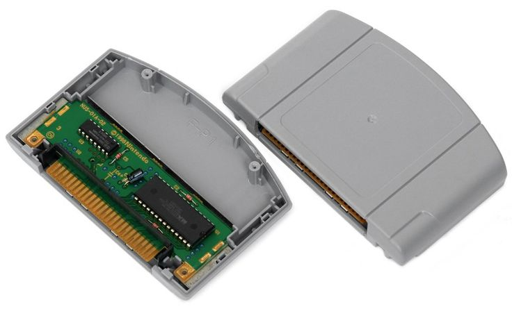 Nintendo NX poderá utilizar jogos em cartuchos