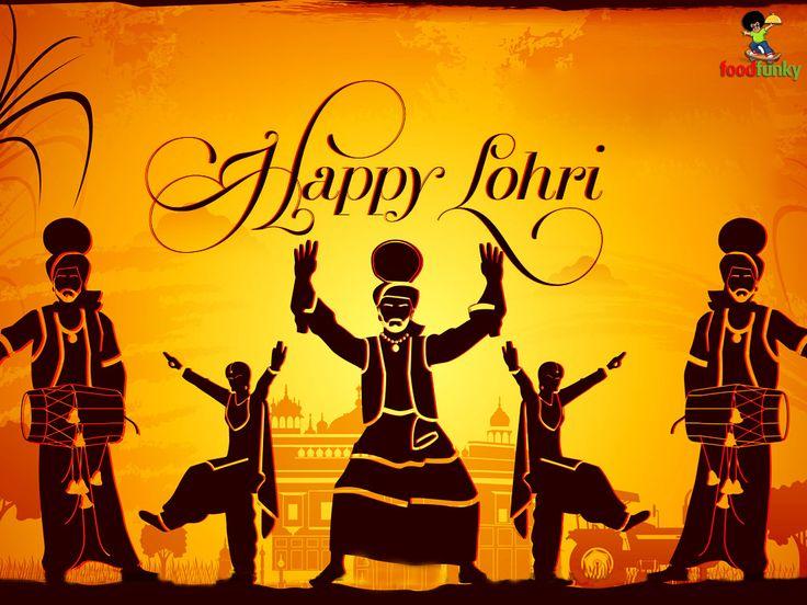 Wishing everyone a very Happy Lohri.