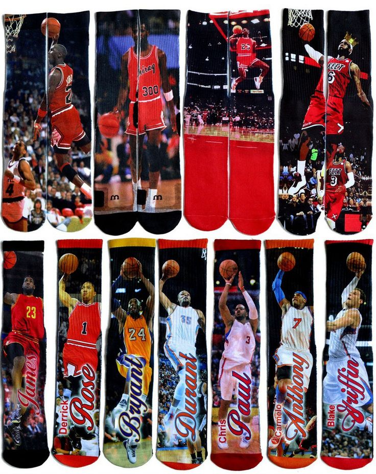 Basketball Star Chris Paul Kobe Ross LeBron James Kevin Durant Anthony Blake Griffin 3D Printed Sport Men's Brand Socks Sock♦️ B E S T Online Marketplace - SaleVenue ♦️ http://www.salevenue.co.uk/products/basketball-star-chris-paul-kobe-ross-lebron-james-kevin-durant-anthony-blake-griffin-3d-printed-sport-mens-brand-socks-sock/ US $3.98