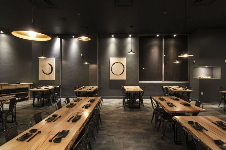 17 best ideas about japanese restaurant design on for Koi sushi aix