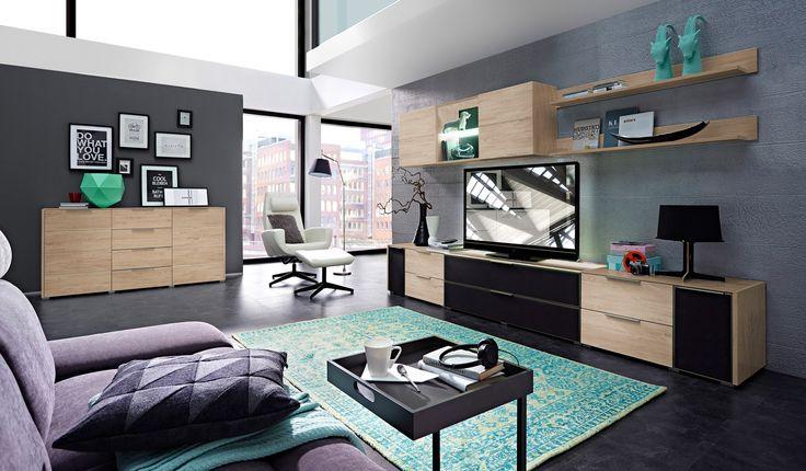 Prosty montaż. Kupując komodę, otrzymujesz szczegółową instrukcję, dzięki której z łatwością samodzielnie zmontujesz wszystkie elementy. #meble #furniture #sofa #livinfroom #salon