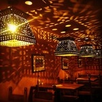 http://instagram.com/sajani_s captured the coolest restaurant decor we've seen in a long time! #GoBillings