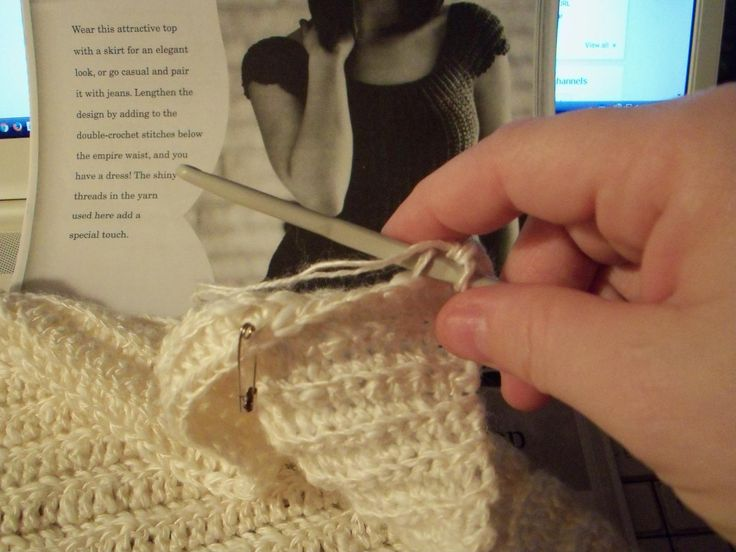 Support Tanya (Westergaard) Parks creating A Cap-sleeve Top