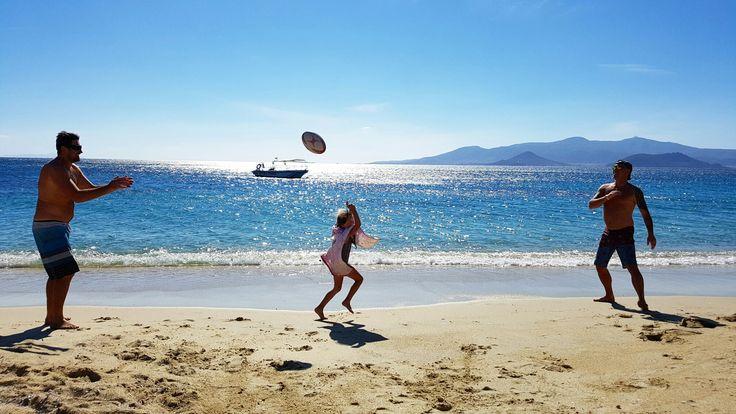 Play ball #greece #naxos #agiosprokopios