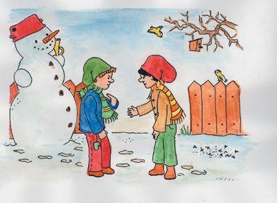 Versek, mesék a hóemberről - kovacsneagi.qwqw.hu
