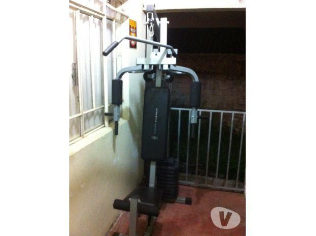 Estação de Musculação Athletic Works MTDP