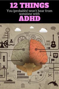 things to know about dating someone with adhd Having adhd is hard but i know something harder growing up, dating/living with/marrying/divorcing every wrong person possible, and not finding out that the reason your love life is such a train wreck is because you have adhd.