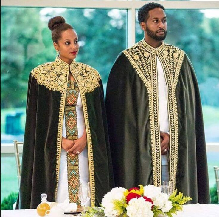 """Royalty! Beautiful Wedding In Ethiopia! #BlackLoveIsPowerful https://www.facebook.com/Powerfulblackstories/?pnref=story """
