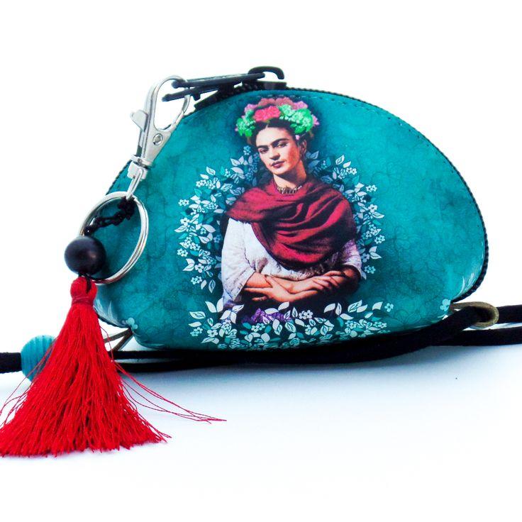 VIDA Statement Clutch - Frida de Noche by VIDA BW0tc