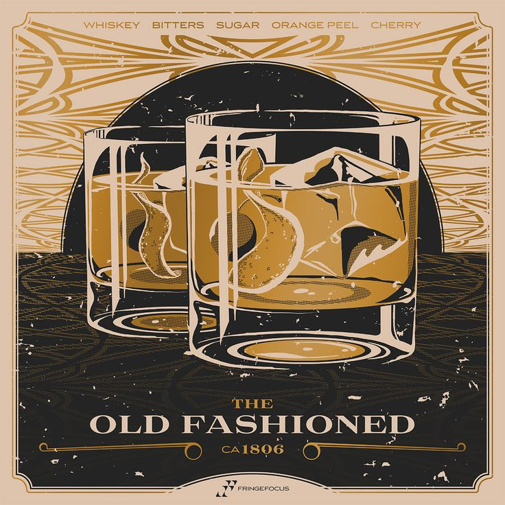 Old Fashioned | Whiskey Series | Fringe Focus