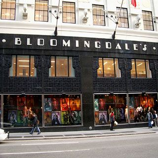 The Bloomingdale's NYC flagship department store.