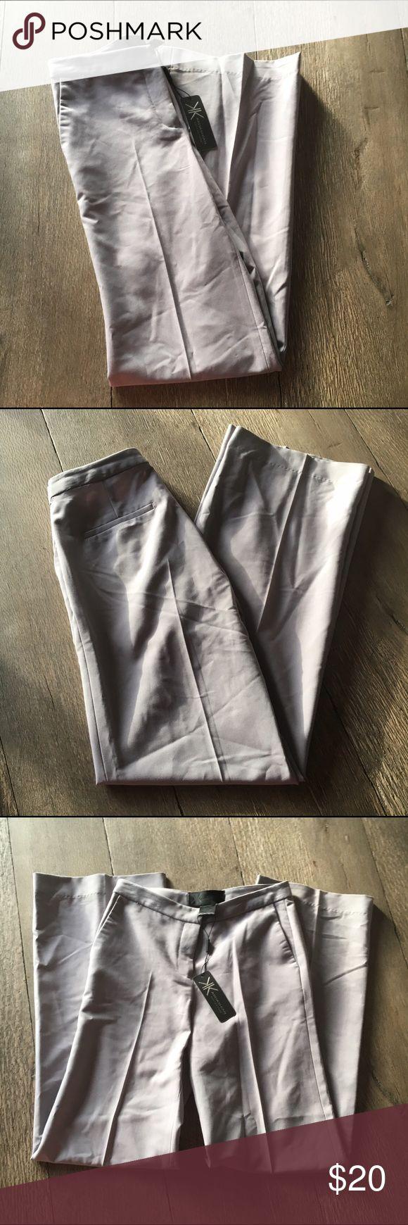 "Kardashian Kollection Bell Dress Pants Kardashian Kollection Bell Dress Pants. Waist is 14"" laid flat. 32"" inseam. Front pockets. Faux back pockets. Kardashian Kollection Pants Trousers"
