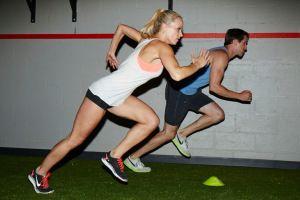 Lauren Sesslmann's Soccer-Inspired Workout Moves