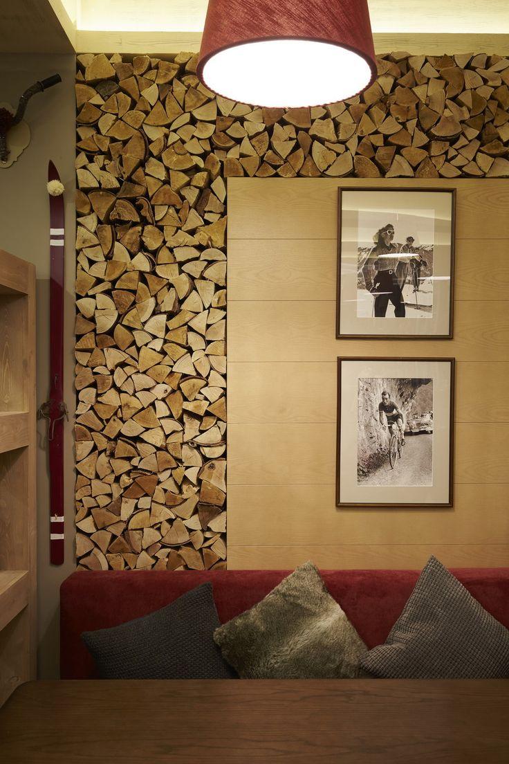 Семейный ресторан-шале - Лучший интерьер ресторана, кафе или бара   PINWIN - конкурсы для архитекторов, дизайнеров, декораторов