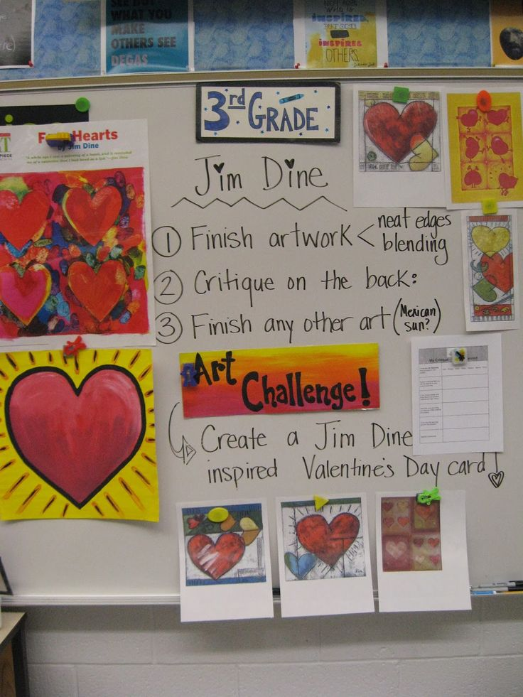 Jamestown Elementary Art Blog: Reporting.... what 3rd Graders learned about Jim Dine and Value/Blending!