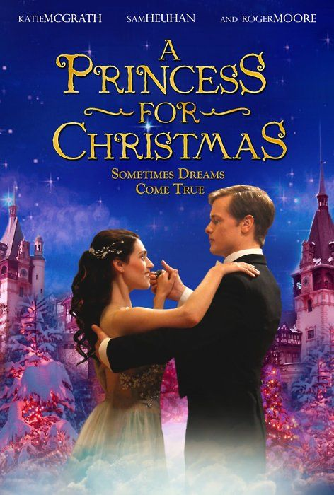 A Princess for Christmas is a 2011 Hallmark Christmas movie that featured Roger Moore. Possibly my favorite of the Hallmark movies!!