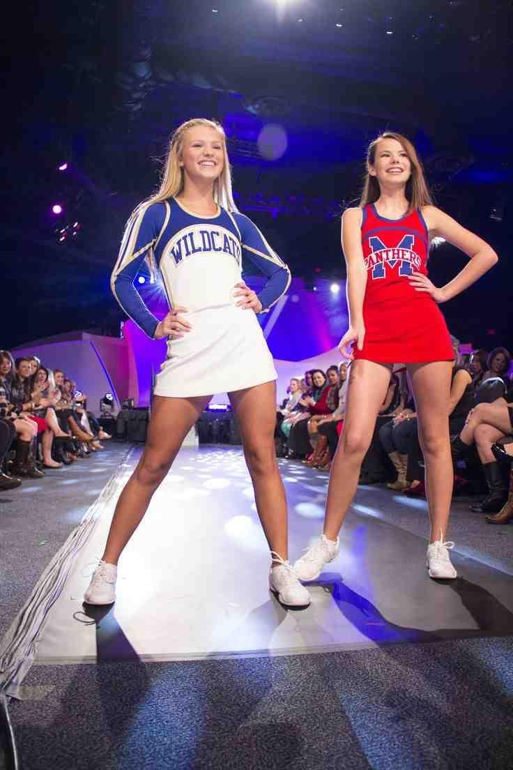 Varsity Cheer Uniforms