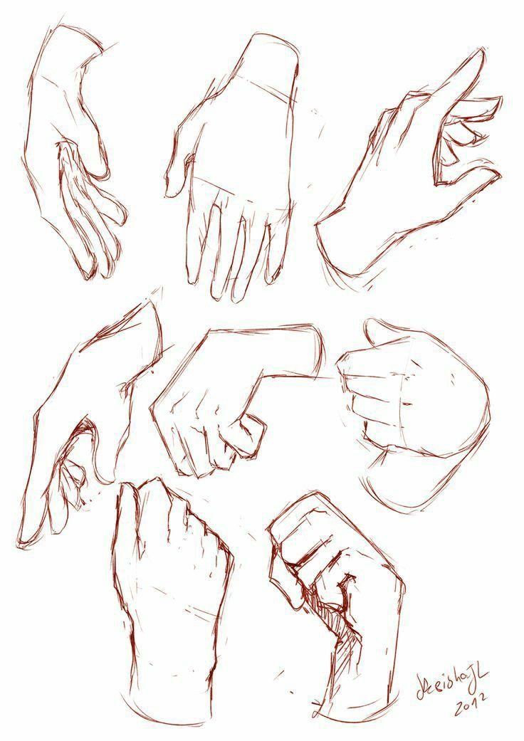 Consejos Y Curso Completo Para Aprender A Dibujar Manos Y Brazos Reales Facil Y Rapido Bosquejo A Mano Alzada Manos Para Dibujar Como Dibujar Manos