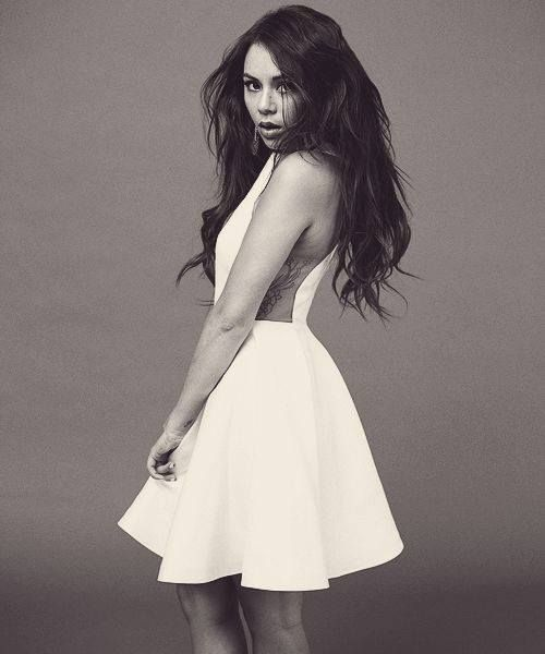 Janel Parrish ( #PLL's Mona) |via fb