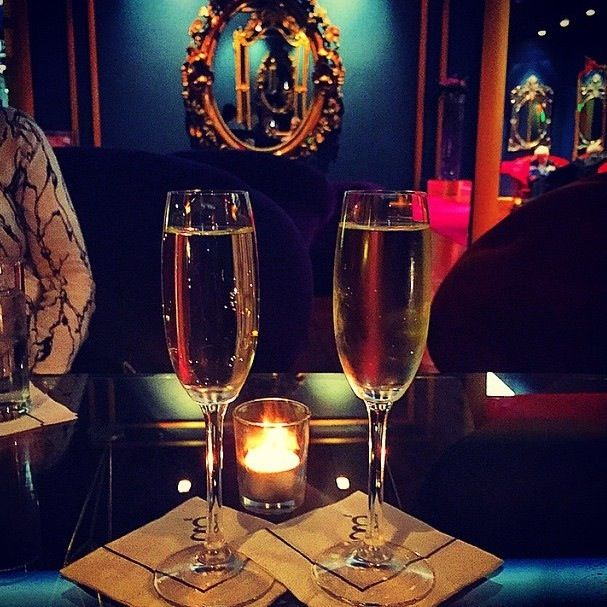 2 for 1 Prosecco cocktails at the g Hotel & Spa. www.theghotel.ie