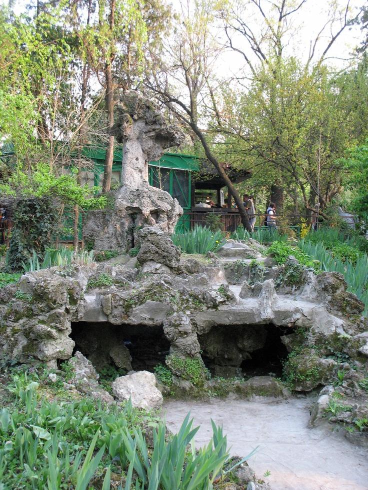 Parcul Cismigiu Bucuresti-Romania