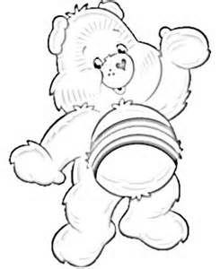 Free Printable Coloring Pages Care Bears