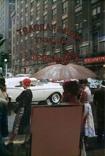 Saul Leiter New York 1950