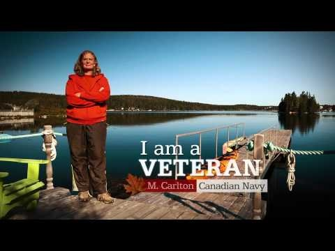 I Am A Veteran - video for Canadian Army