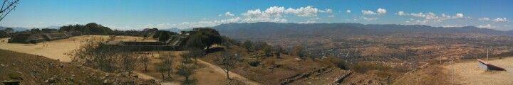 Museo de Sitio Monte Alban -  Oaxaca