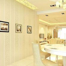 Papel no 3D papel tapiz tejido sofá TV de fondo pared de la habitación, la pared 3D de papel de lujo moderno en relieve Wallpaper Decoración, Papel de parede,wallpaper(China (Mainland))