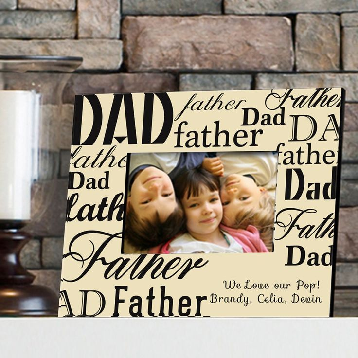 Warm Dad's heart while displaying your unconditional love