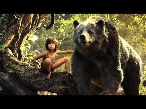 The Jungle Book 2016 - The Bare Necessities Theme Song Soundtrack (OST) - YouTube