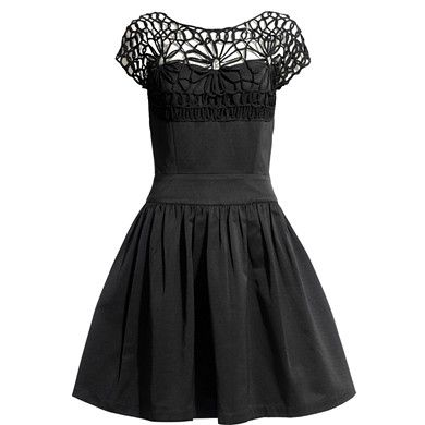 Reiss dress - 50 Best Little Black Dresses
